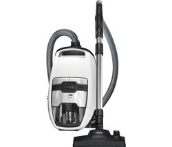 MIELE Blizzard CX1 Comfort Excellence PowerLine Cylinder Bagless Vacuum Cleaner - White