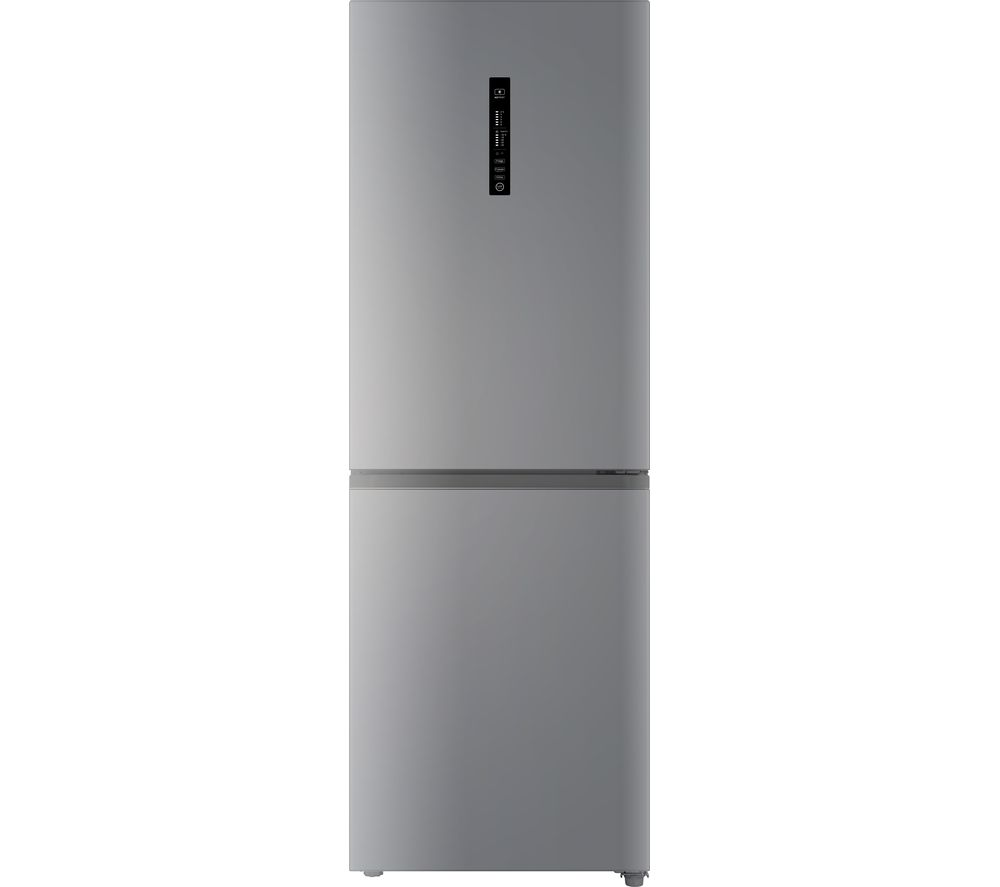 Buy Haier C3fe632csj 60 40 Fridge Freezer Silver Free