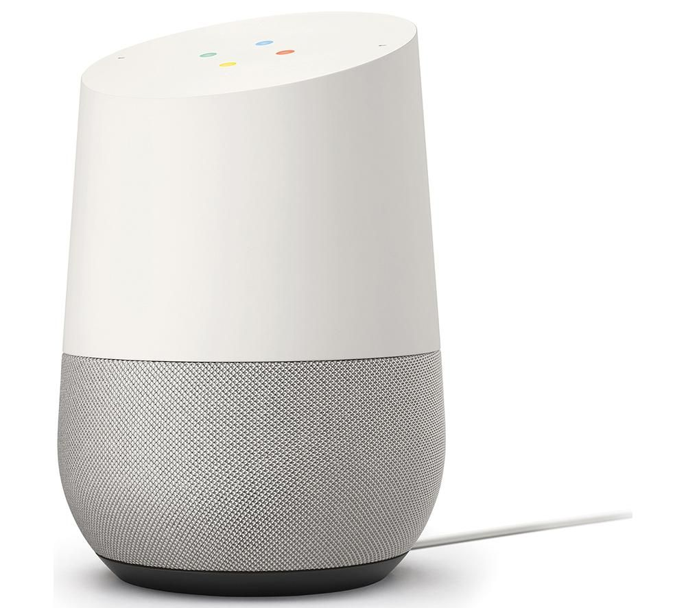 GOOGLE Home - White + WiFi Whole Home System - Single Unit