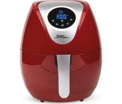 POWER AIRFRYER XL Health Fryer - 5 Litres, Red