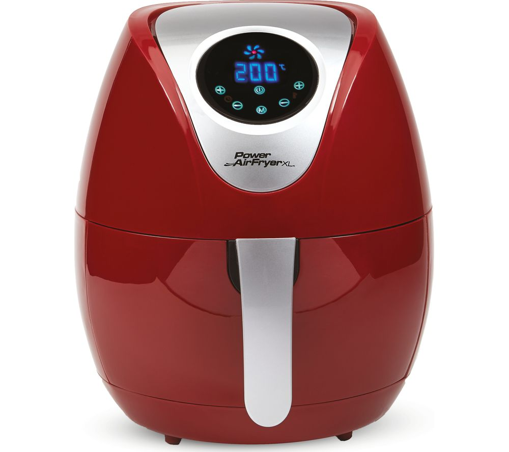 POWER AIRFRYER XL Health Fryer - Red, Red