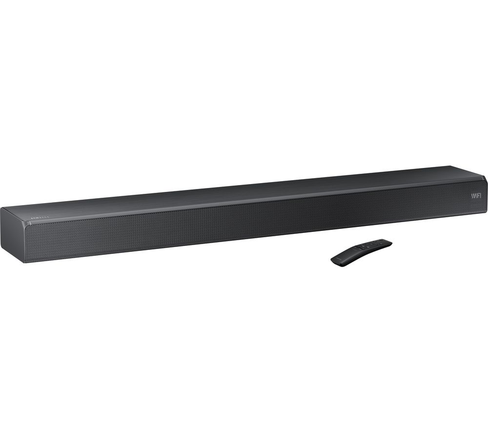 SAMSUNG Sound+ HW-MS550 2.1 All-in-One Sound Bar + WMN-300SB/XU One Mount Kit