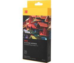 KODAK KODPMC20 Mini Ink Cartridges - Multipack