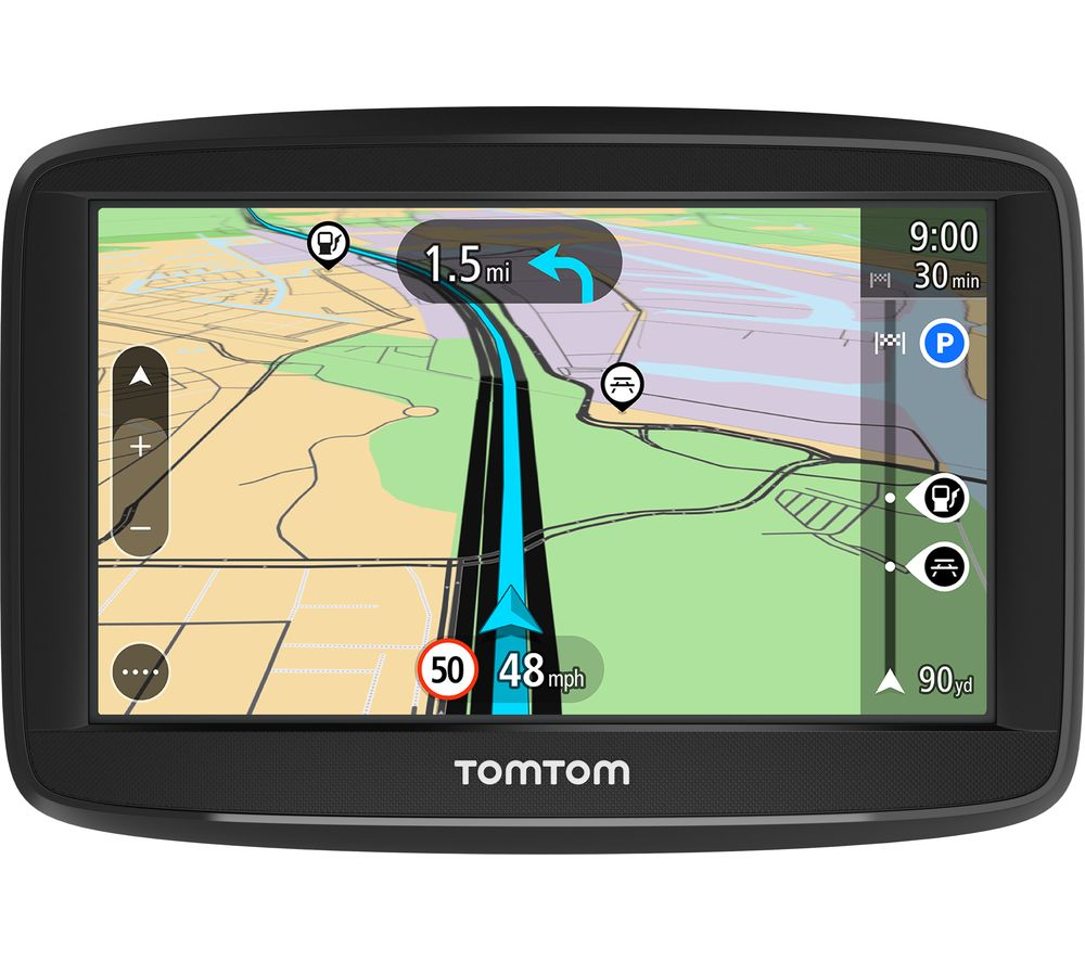u_10163841 Sat Nav With Uk And Usa Maps on