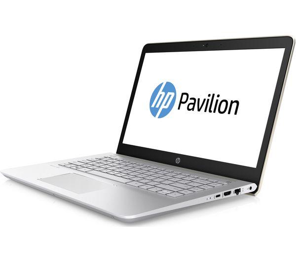 Buy Hp Pavilion 14 Bk070sa 14 Quot Laptop White Amp Rose Gold