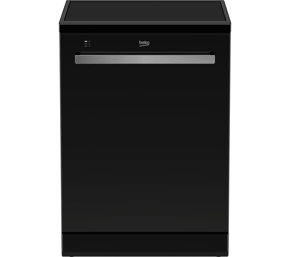 BEKO Pro DEN28420GB Full-size Dishwasher - Black