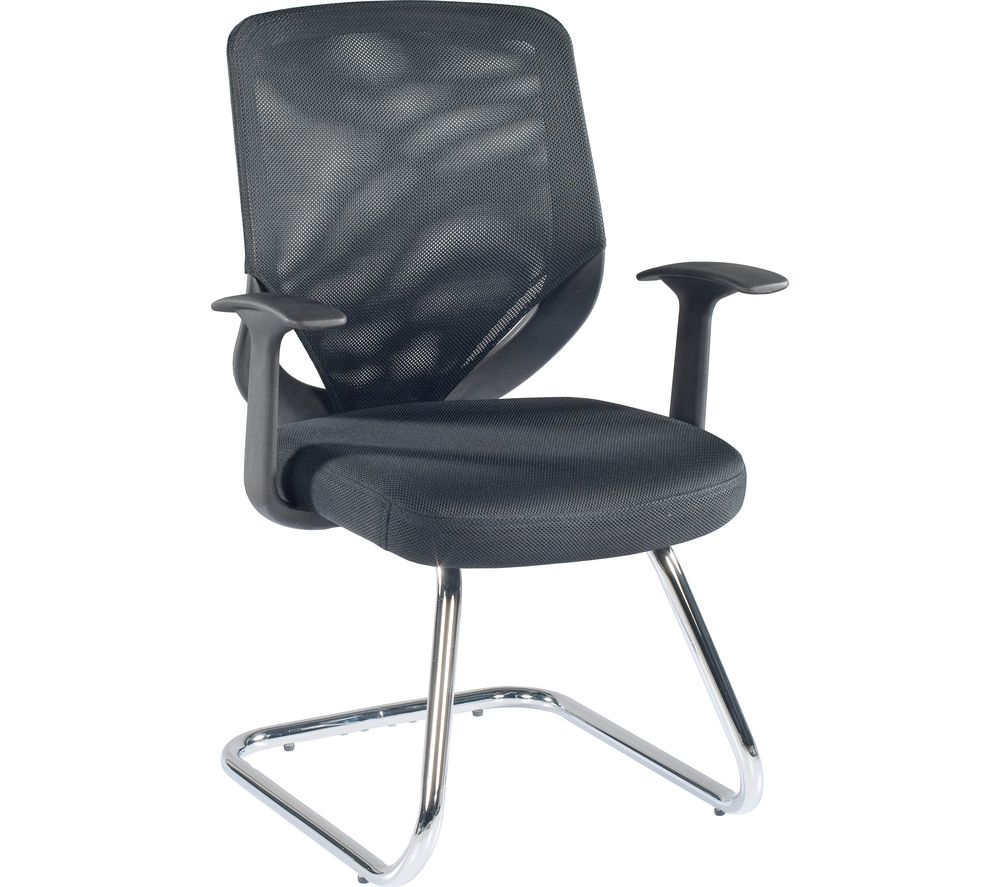 ALPHASON Atlanta Operator Chair - Black, Black