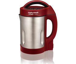 MORPHY RICHARDS 501018 Soup Maker - Red