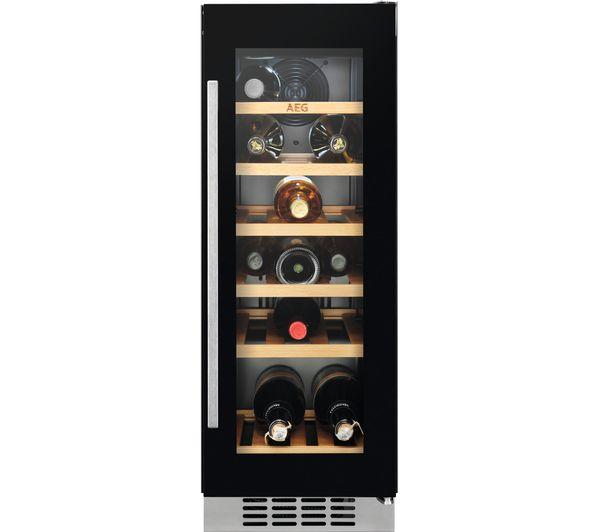 Image of AEG SWE63001DG Integrated Wine Cooler
