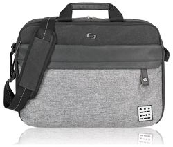 "SOLO Code Venture 15.6"" Laptop Case - Grey"