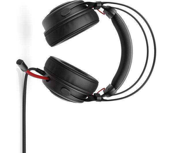 HP OMEN 800 Gaming Headset - Black