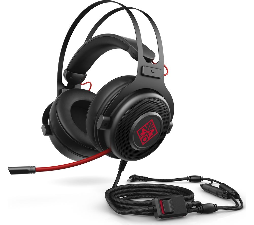 Hp Omen 800 Gaming Headset Black Deals Pc World