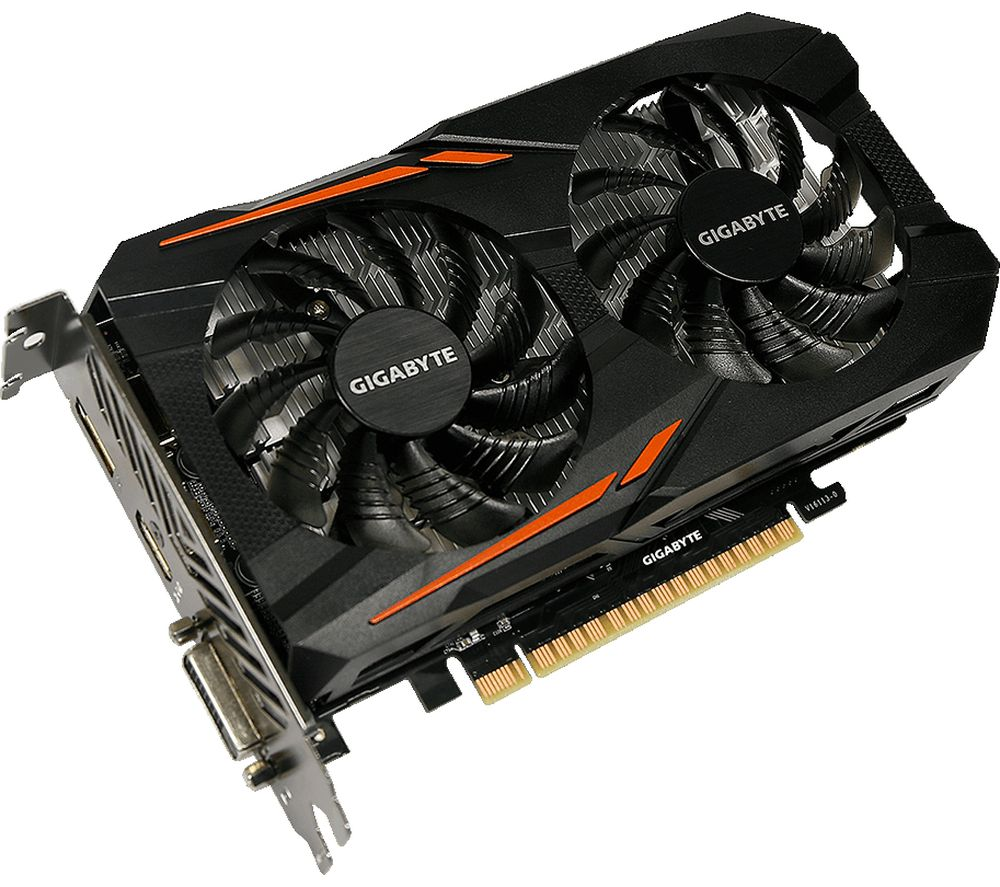 Compare prices for Gigabyte Nvidia GeForce GTX 1050 2GB OC Low-Profile Graphics Card