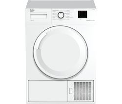 BEKO DTBP7001W 7 kg Heat Pump Tumble Dryer - White