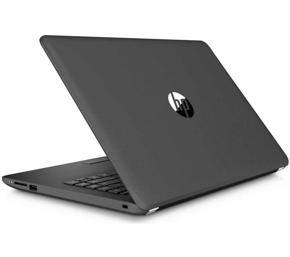 """Image of HP 14-bs059sa 14"""" Laptop - Smoke Grey, Grey"""
