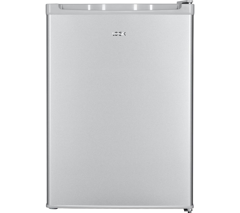 LOGIK LTT68S18 Mini Fridge - Silver