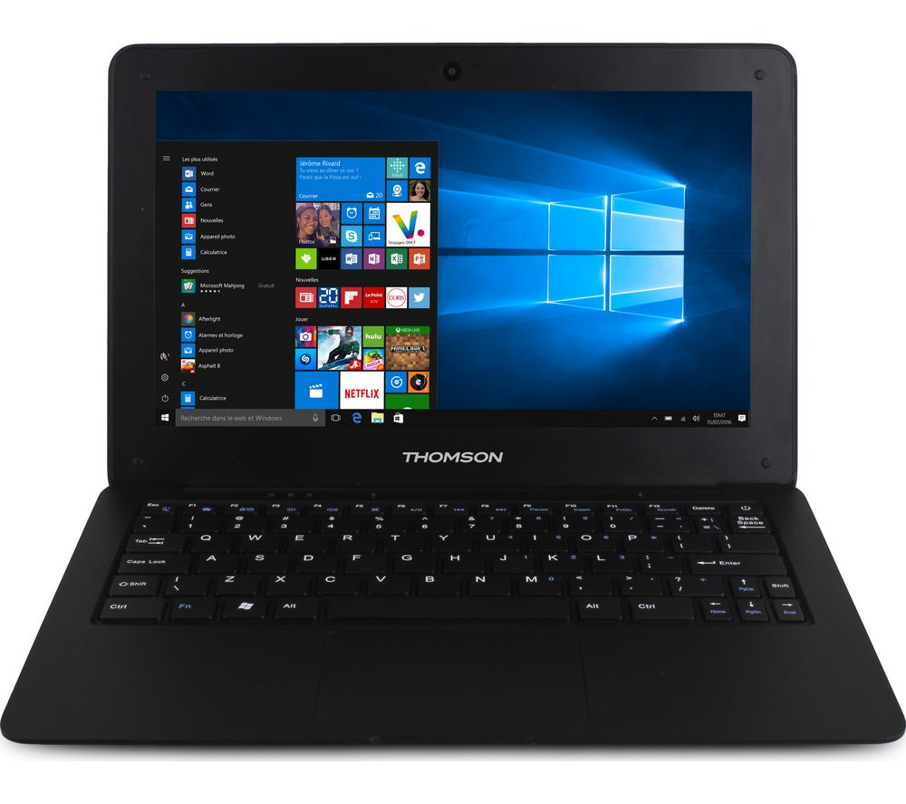 Compare prices for Thomson NEO10 10.1 Inch Laptop - Black