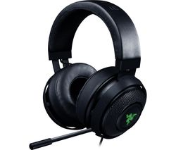 RAZER Kraken V2 7.1 Gaming Headset - Black