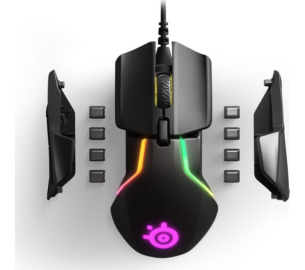 a4083358404 Buy STEELSERIES Rival 600 Optical Gaming Mouse | Free Delivery ...