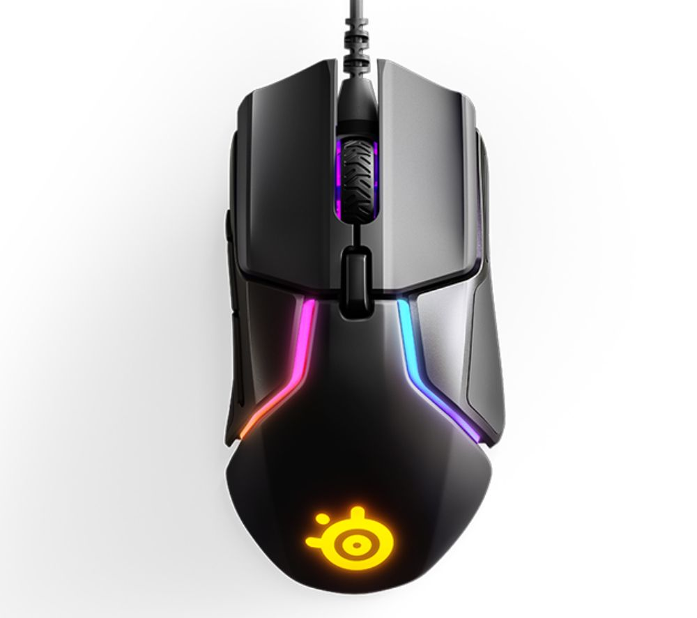 Image of STEELSERIES Rival 600 Optical Gaming Mouse