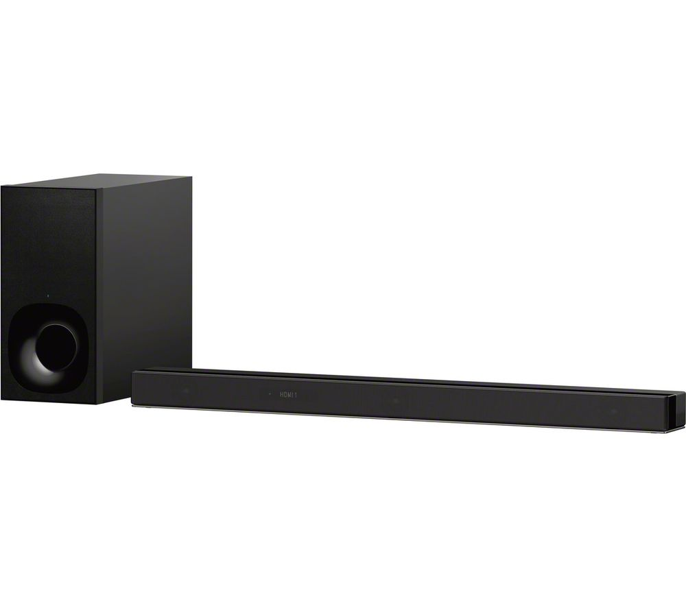 SONY HT-ZF9 3.1 Wireless Cinematic Sound Bar with Dolby Atmos