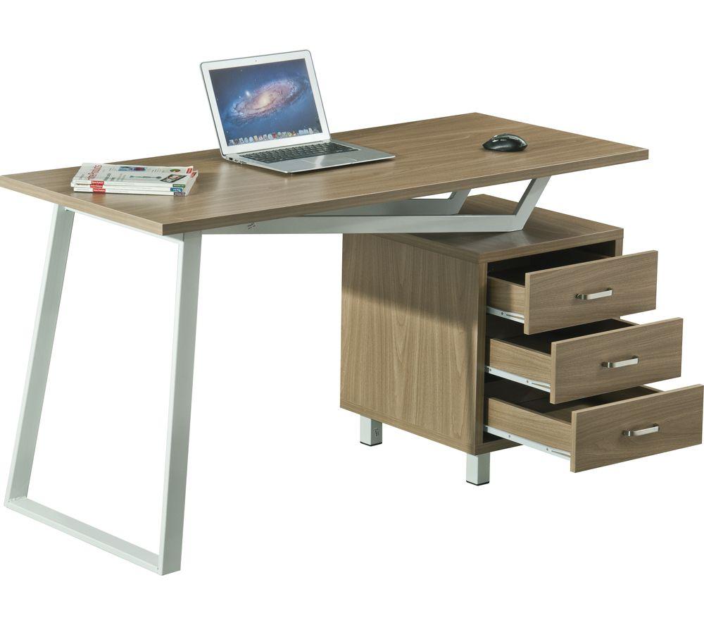 ALPHASON Seattle AW23533 Desk - Light Oak
