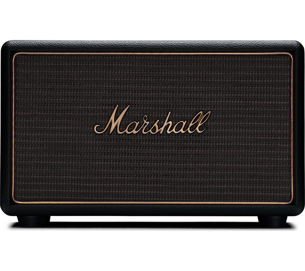 MARSHALL Acton Wireless Smart Sound Speaker - Black