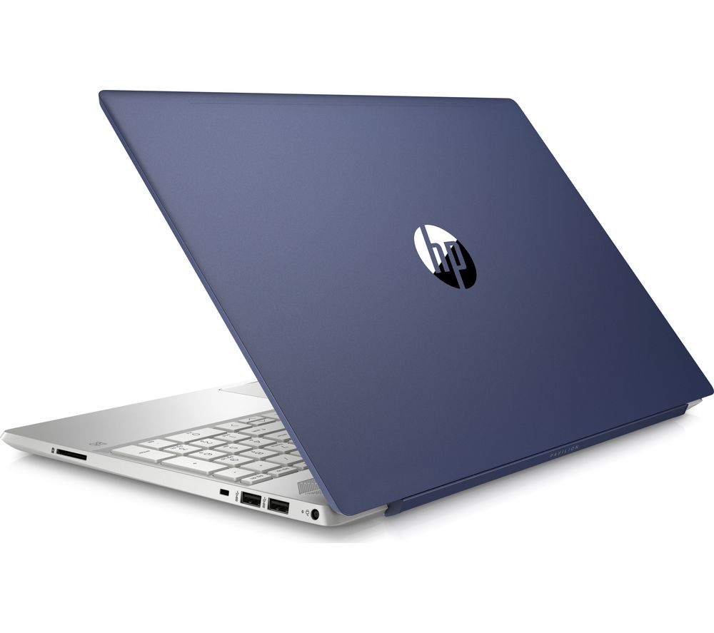 """HP Pavilion 15.6"""" AMD Ryzen 3 Laptop - 128 GB SSD, Blue, 15-cw0598sa, Blue"""