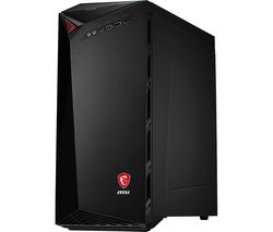 MSI Infinite A 8RC 296UK Intel® Core i5+ GTX 1060 Gaming PC - 2 TB HDD