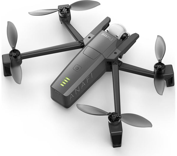 PARROT ANAFI Drone with Controller - Grey