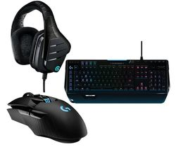 LOGITECH G903 LIGHTSPEED Wireless Optical Gaming Mouse