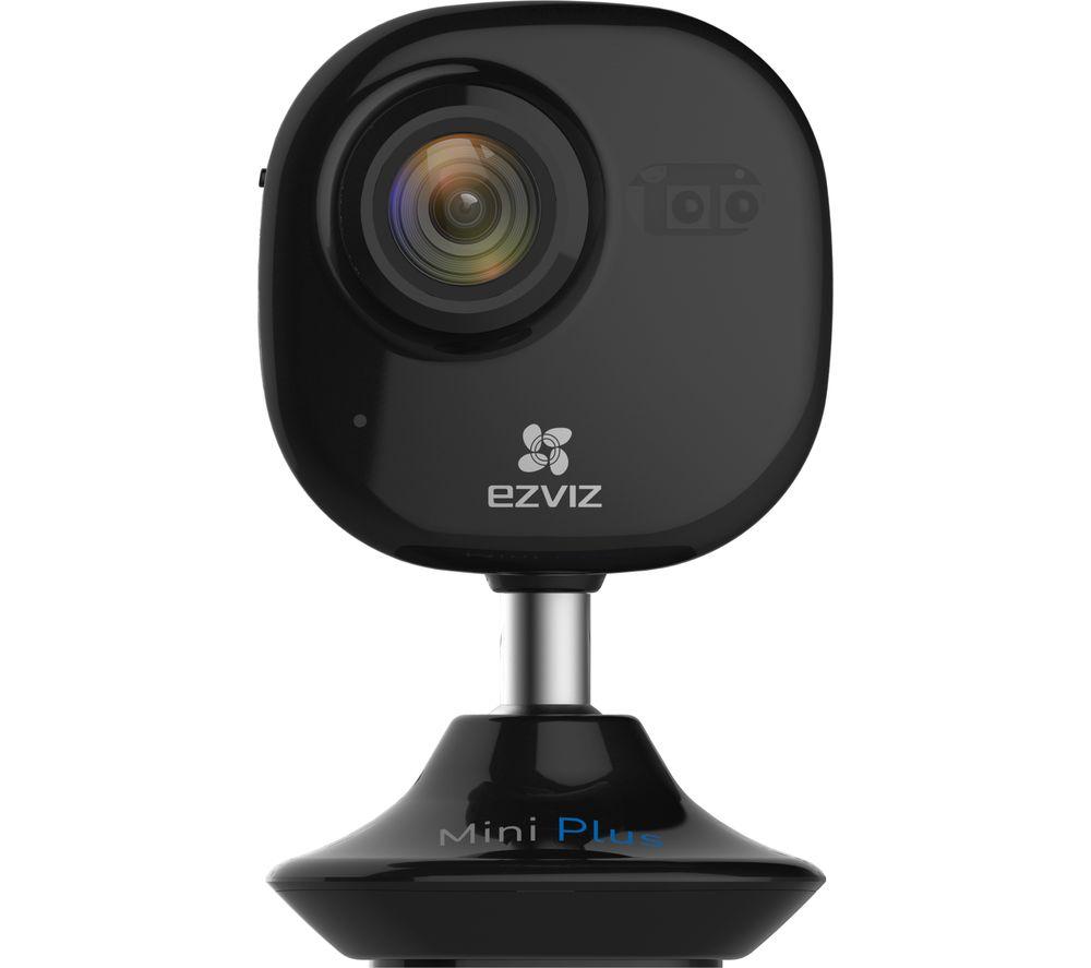 EZVIZ Mini Plus Full HD 1080p Indoor Cloud Camera - Black