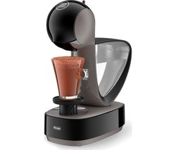 DOLCE GUSTO by De'Longhi Infinissima EDG260.G Coffee Machine - Black & Grey