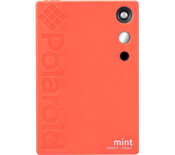 Image of POLAROID Mint Digital Instant Camera - Red