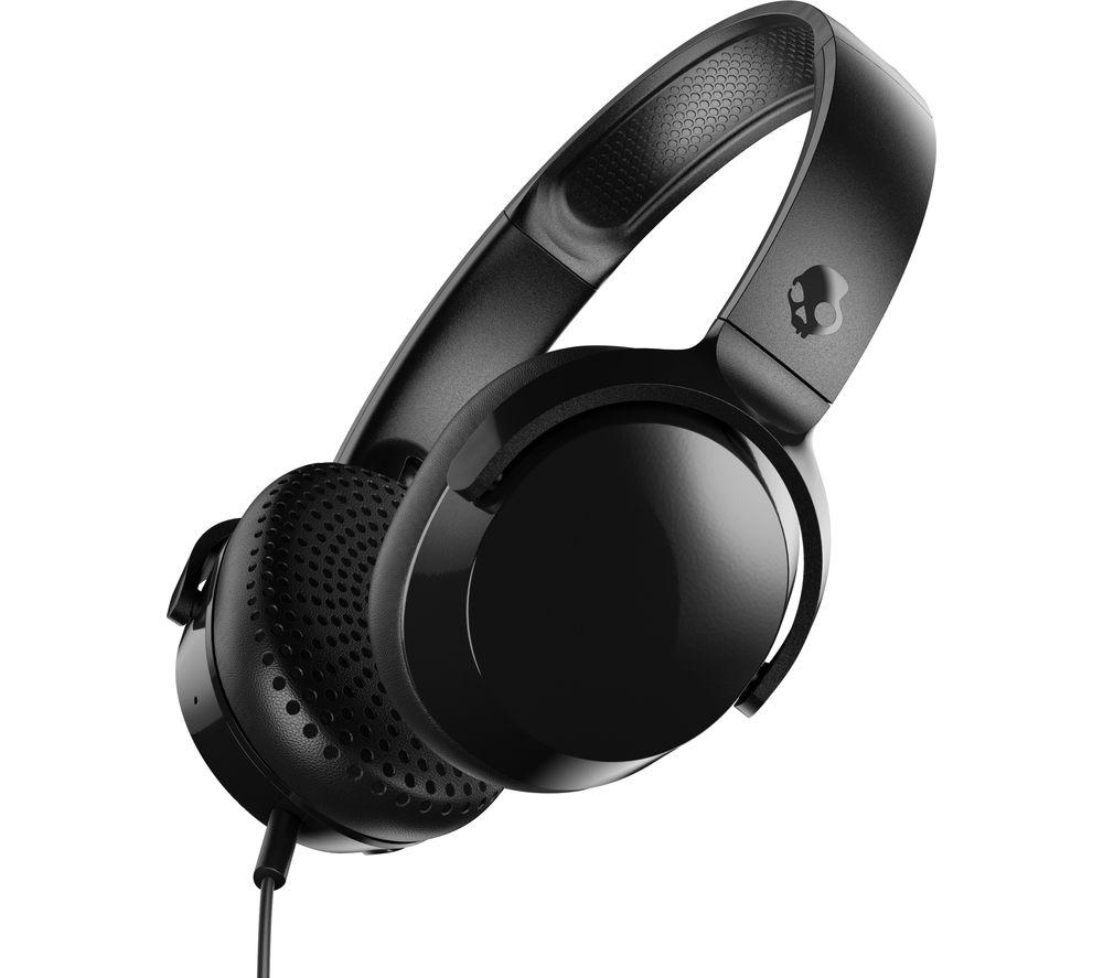 SKULLCANDY Riff S5PXY-L003 Headphones - Black