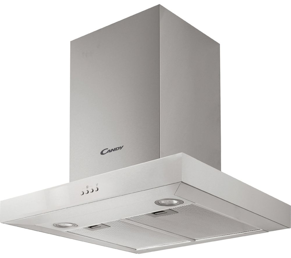 CANDY CMB655X Chimney Cooker Hood - Stainless Steel