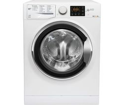 HOTPOINT Ultima WDG 964S UK 9 kg Washer Dryer - White
