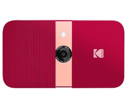 Smile Digital Instant Camera - Red