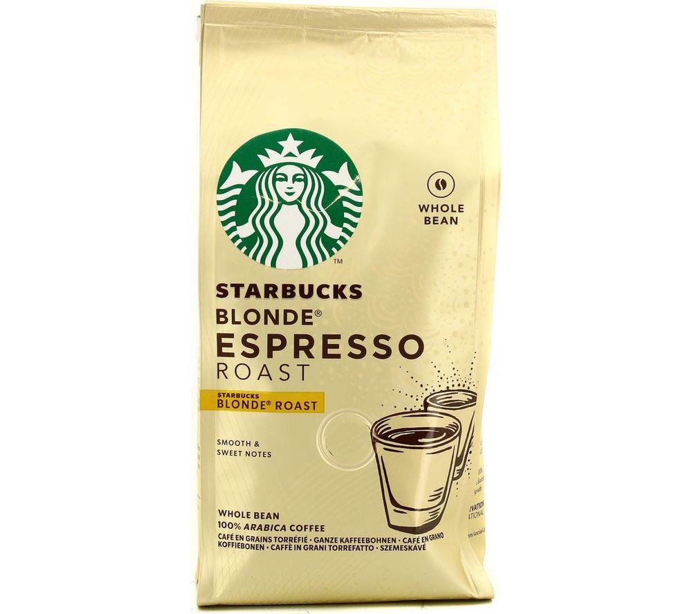 Image of Blonde Espresso Roast Coffee Beans - 200g