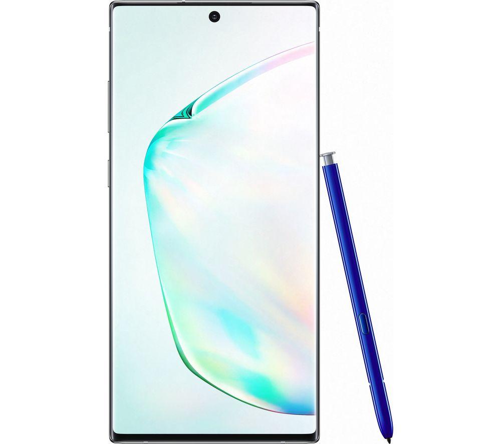 SAMSUNG Galaxy Note 10+ - 256 GB, Aura Glow