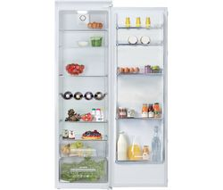 HOOVER HBOL 172 UK Integrated Tall Fridge - Fixed Hinge