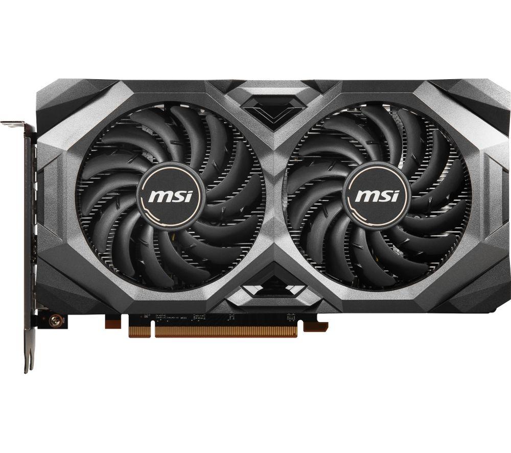 Image of Radeon RX 5700 XT 8 GB Mech OC Graphics Card