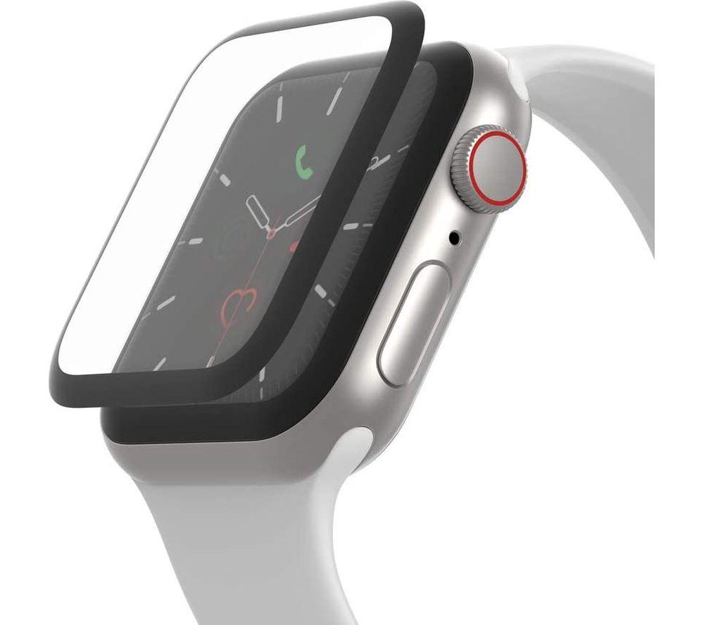 BELKIN Tru Clear Curve Apple Watch Series 4 & 5 Screen Protector - 44 mm