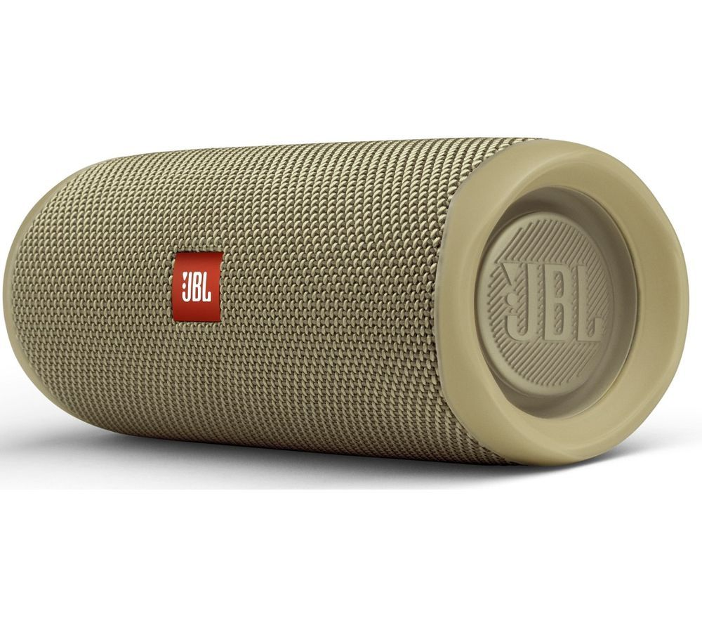 JBL Flip 5 Portable Bluetooth Speaker - Sand, Sand