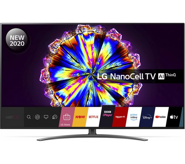 LG 86NANO916NA Smart 4K Ultra HD HDR LED TV with Google Assistant & Amazon Alexa