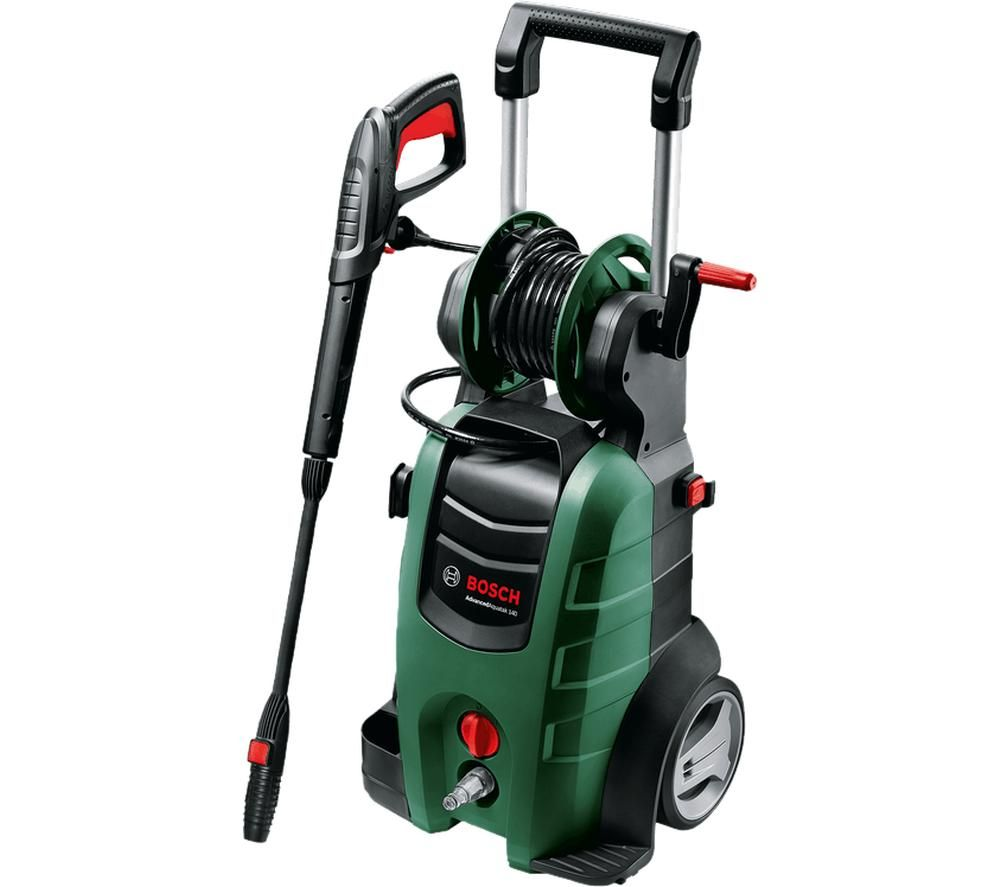 BOSCH AdvancedAquatak 140 Pressure Washer - 140 bar