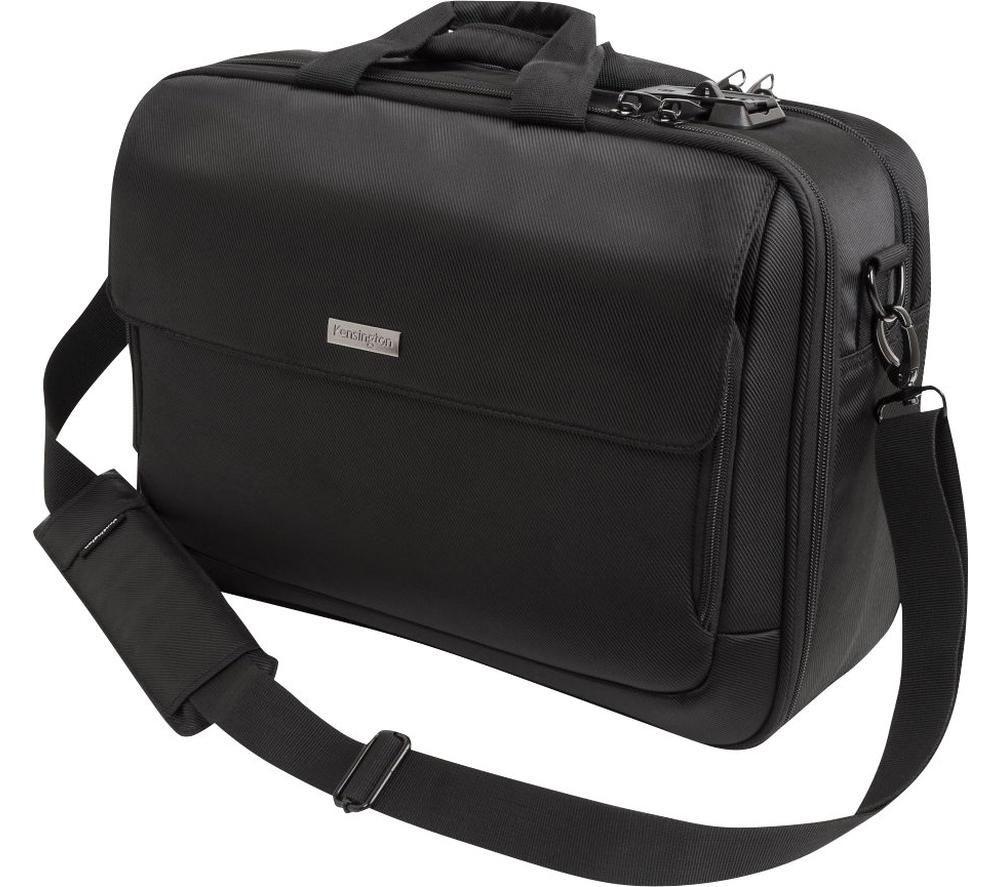"KENSINGTON SecureTrek 15.6"" Laptop Case - Black"