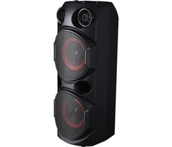 A58107 Portable Bluetooth Party Speaker - Black