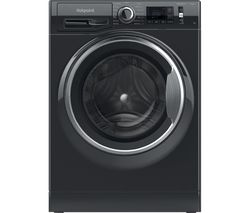 Activecare NM11 964 BC A UK N 9 kg 1600 Spin Washing Machine - Black