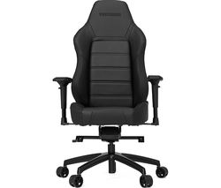 P-LINE PL6000 Gaming Chair - Black & Carbon